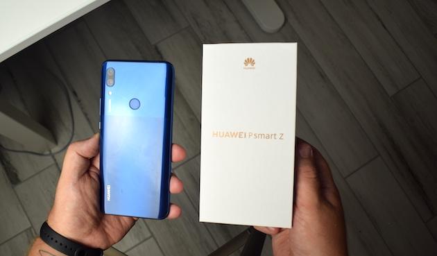Recensione Huawei P Smart Z 2019, camera a scomparsa per tutti