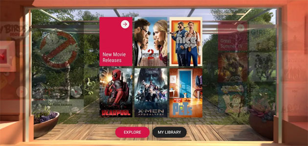 Google Play Movies per Daydream VR chiude