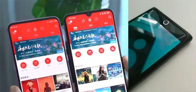 Oppo e Xiaomi, camera frontale sotto il display di smartphone prototipi: i video