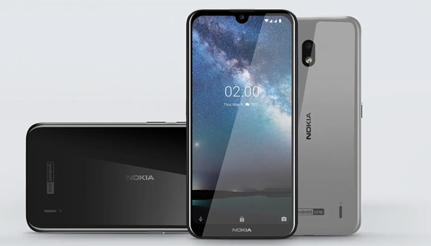 Foto Nokia 2.2 in Italia: specifiche, video, foto e prezzi