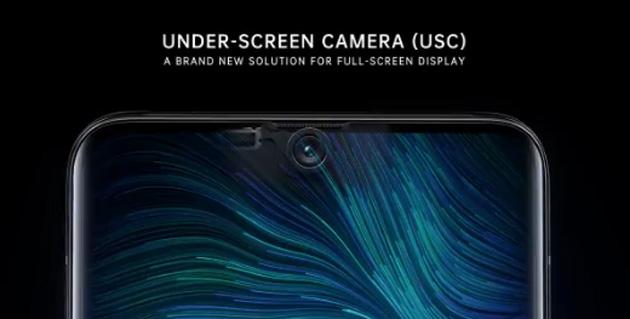 Oppo porta la fotocamera sotto lo schermo dello smartphone