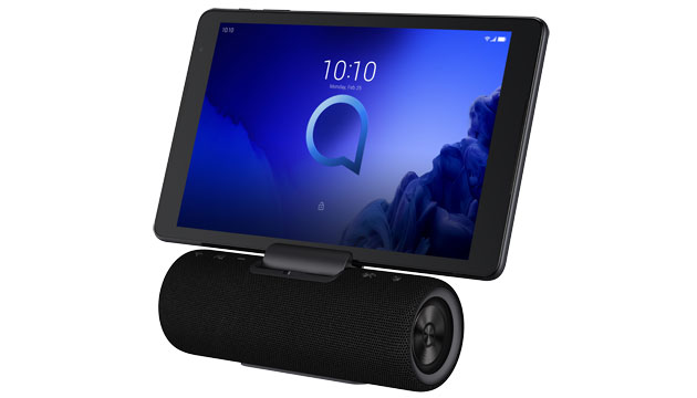 Foto Il tablet Alcatel 3T 10 con sistema 2in1 e Audio Station disponibile in Italia