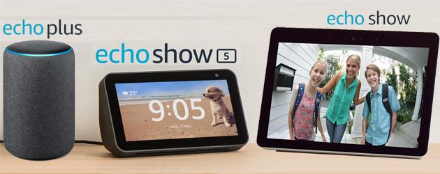 Echo e altri smart device Amazon in offerta per Prime Day