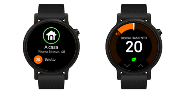 Google termina la app Nest su Wear OS e Apple Watch