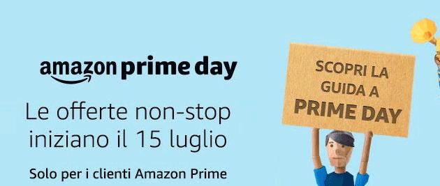 Amazon prime Day, come prepararsi e non perdere le offerte migliori