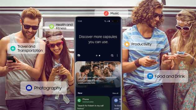 Samsung apre il Bixby Marketplace