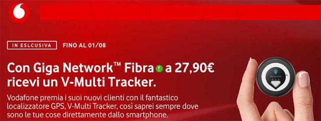 Aggancio Tracker