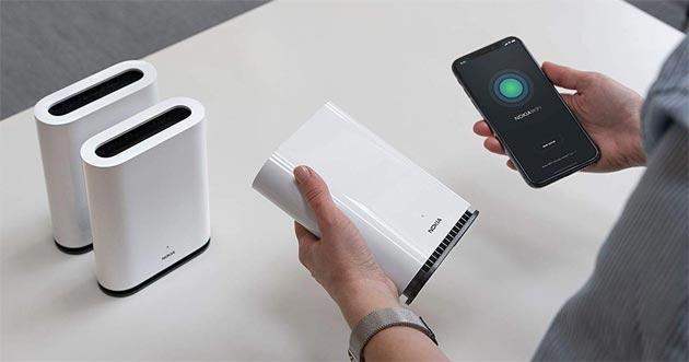 Nokia annuncia router mesh Beacon 1 e nuove funzioni per i suoi sistemi WiFi