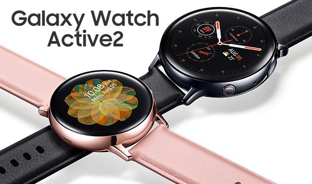 Samsung Galaxy Watch Active2 in Italia con ghiera touch, sensore ECG, Bluetooth 5 e molto altro