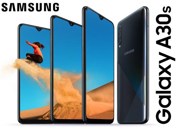 Samsung Galaxy A30s in Italia