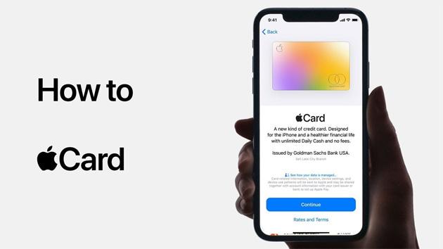 Apple Card, come richiedere e usare la carta di credito Apple
