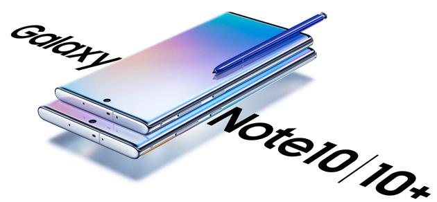 Samsung Galaxy Note10 e 10+, anche 5G, ufficiali: Specifiche, Foto, Video e Prezzi in Italia