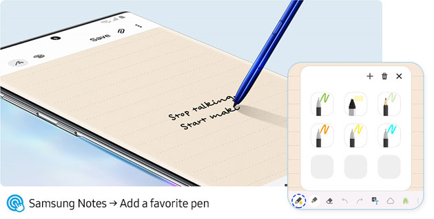 Galaxy Note10, 10 Funzioni Utili da conoscere