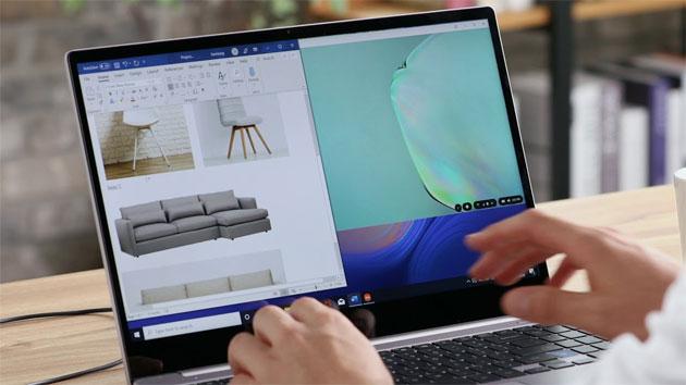 Galaxy Note10, come funzionano Samsung DeX e il Collegamento a Windows