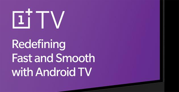 OnePlus TV esegue Android TV con 3 anni di aggiornamenti garantiti