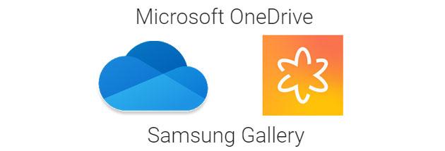 Samsung Galleria, come integrare Microsoft OneDrive