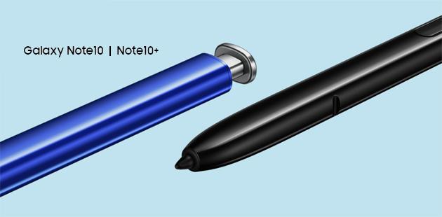 Samsung Galaxy Note10: focus sulla S Pen
