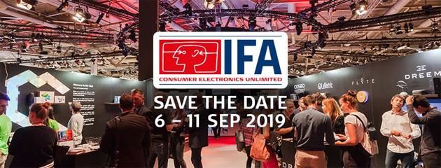 IFA 2019: recap annunci tra nuovi Telefoni, Tablet e altri Dispositivi