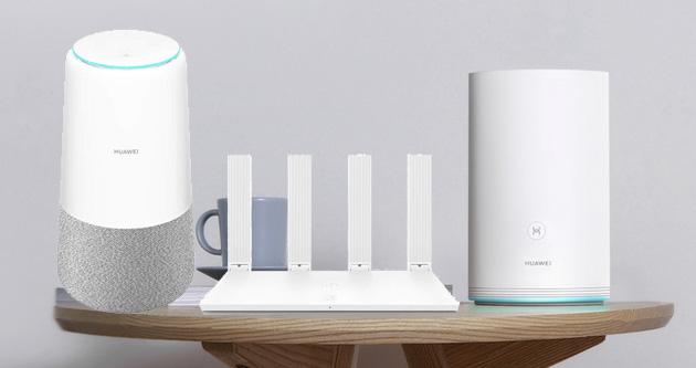 Huawei lancia i router AI Cube, WiFi Q2 Pro e WiFi WS5200 in Italia, uno ha anche Alexa