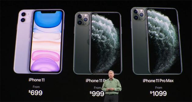Apple iPhone 11, Pro e Pro Max: Specifiche a Confronto, Foto, Video e Prezzi in Italia