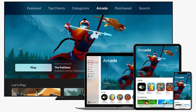 Foto Apple espande Arcade, il catalogo comprende oltre 180 giochi ora disponibili