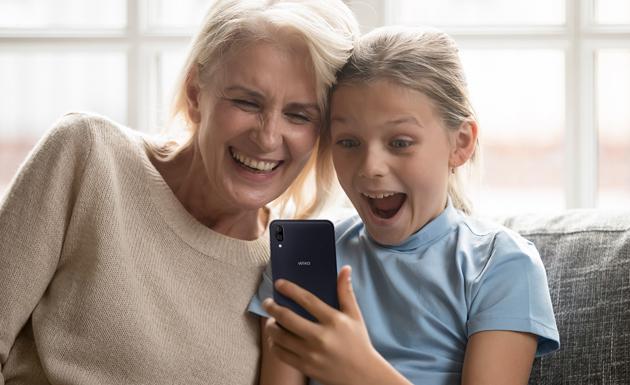 Wiko Y80 con Simple Mode lo smartphone Wiko consigliato per gli Over 65
