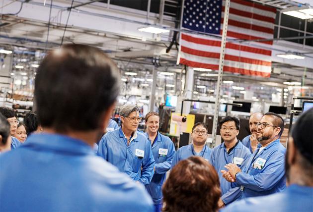 Apple produce il nuovo Mac Pro in Texas per la crescita economica degli Stati Uniti