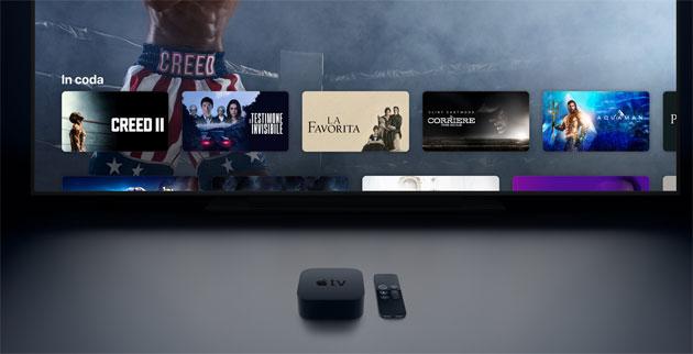 Nuova Apple TV 6a Gen potrebbe essere annunciata nel 2021