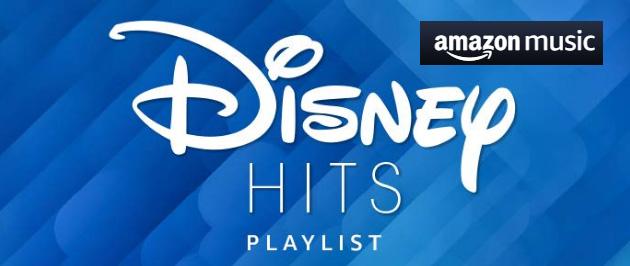 Amazon Music Prime include colonne sonore e playlist Disney