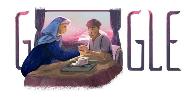 Google dedica doodle a Ruth Pfau: chi era e cosa ha fatto
