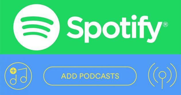 Spotify fa ora aggiungere podcast nelle playlist