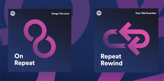 Spotify lancia le playlist A Rotazione e Ritorno al Passato
