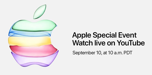 Rivoluzione Apple: su Youtube in diretta streaming l'evento del 10 settembre