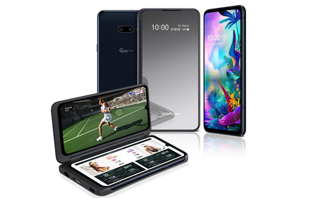 Lg G8X con LG Dual Screen in Italia: Specifiche, Foto, Video e Prezzi