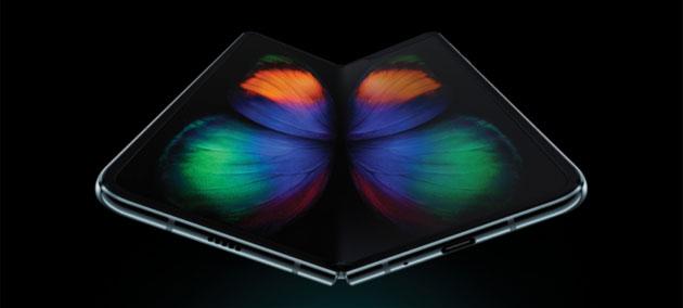 Foto Samsung vorrebbe vendere 6 milioni di telefoni pieghevoli nel 2020
