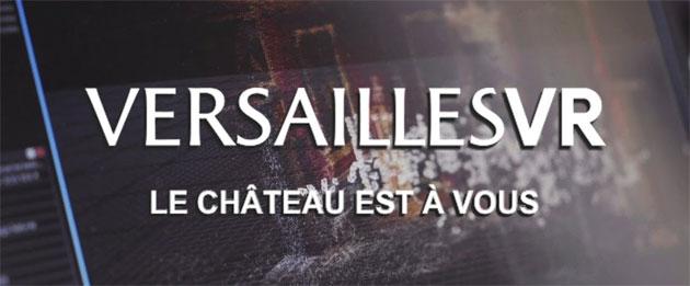 Google ha creato un tour VR di Versailles con la fotogrammetria