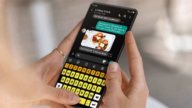 Samsung con One UI 2 introduce nuove funzioni di Accessibilita' per tutti
