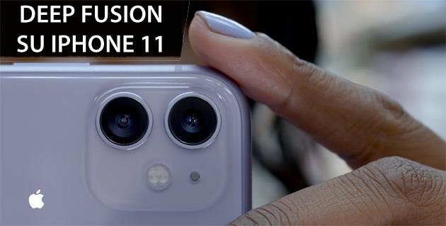 Apple abilita Deep Fusion su iPhone 11 per migliorare 'radicalmente' le foto