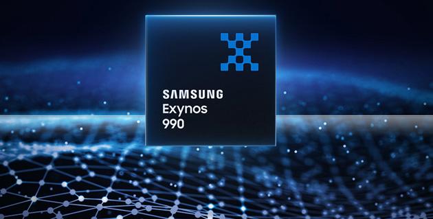 Samsung annuncia Exynos 990, 5G Exynos Modem 5123 e uMCP da 12GB LPDDR4X