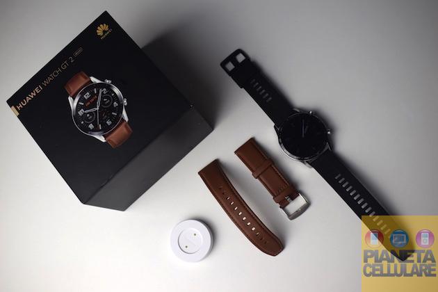 Recensione Huawei Watch GT 2, una piacevole sorpresa
