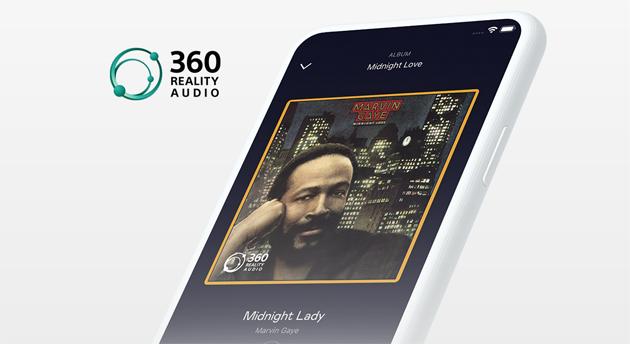 Su Tidal e Deezer il suono spaziale 360 Reality Audio di Sony ora disponibile