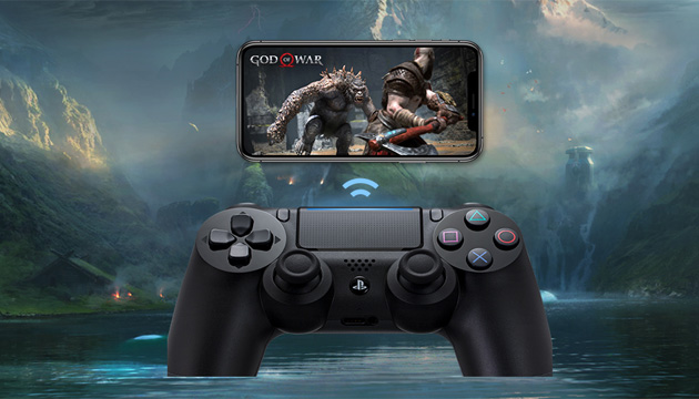 Come connettere un controller per Xbox o Playstation ad iPhone, iPad, Apple TV o Mac e usare Riproduzione remota PS4