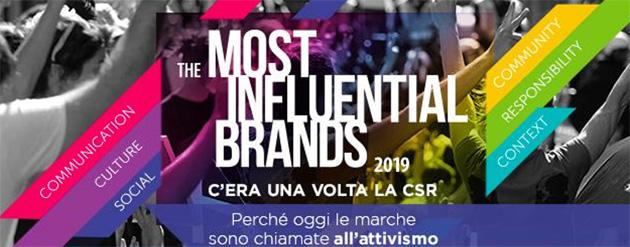 Google, Amazon e Whatsapp i brand piu' influenti in Italia nel 2019. In top10 anche Samsung e Facebook, Huawei 25a