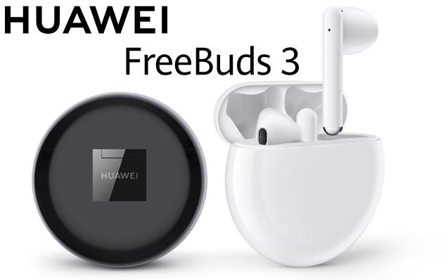 Huawei FreeBuds 3, auricolari True wireless con active noise-cancelling in Italia con regalo al lancio