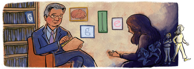 Google festeggia Herbert Kleber con un doodle: chi e' e cosa ha fatto