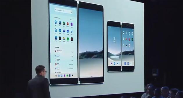 Microsoft Surface Duo e Neo sono pieghevoli con doppio schermo e, rispettivamente, Android e Windows 10 X