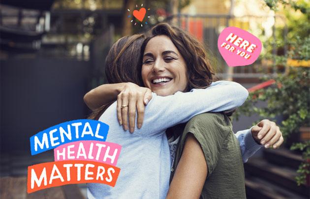 Facebook rilascia Filtro e Adesivi 'Parliamo' a sostegno della campagna '40 secondi di azione' della Giornata mondiale della Salute Mentale