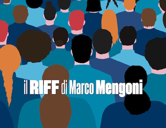 Marco Mengoni e' il primo artista Italiano a realizzare un Podcast