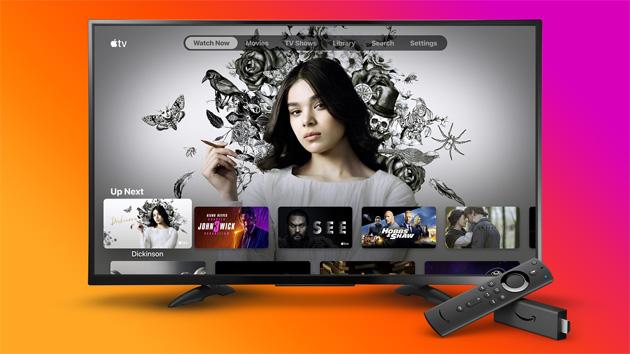 Apple TV app su Amazon Fire TV Stick