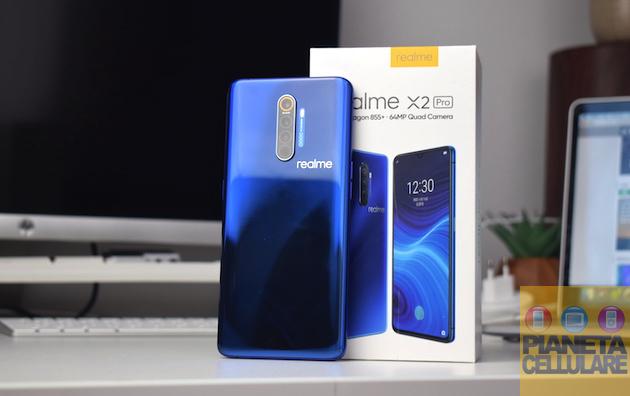 Recensione Realme X2 Pro: da 399 euro con Snapdragon 855 Plus, Quad Camera 64 mpx e ricarica 50W